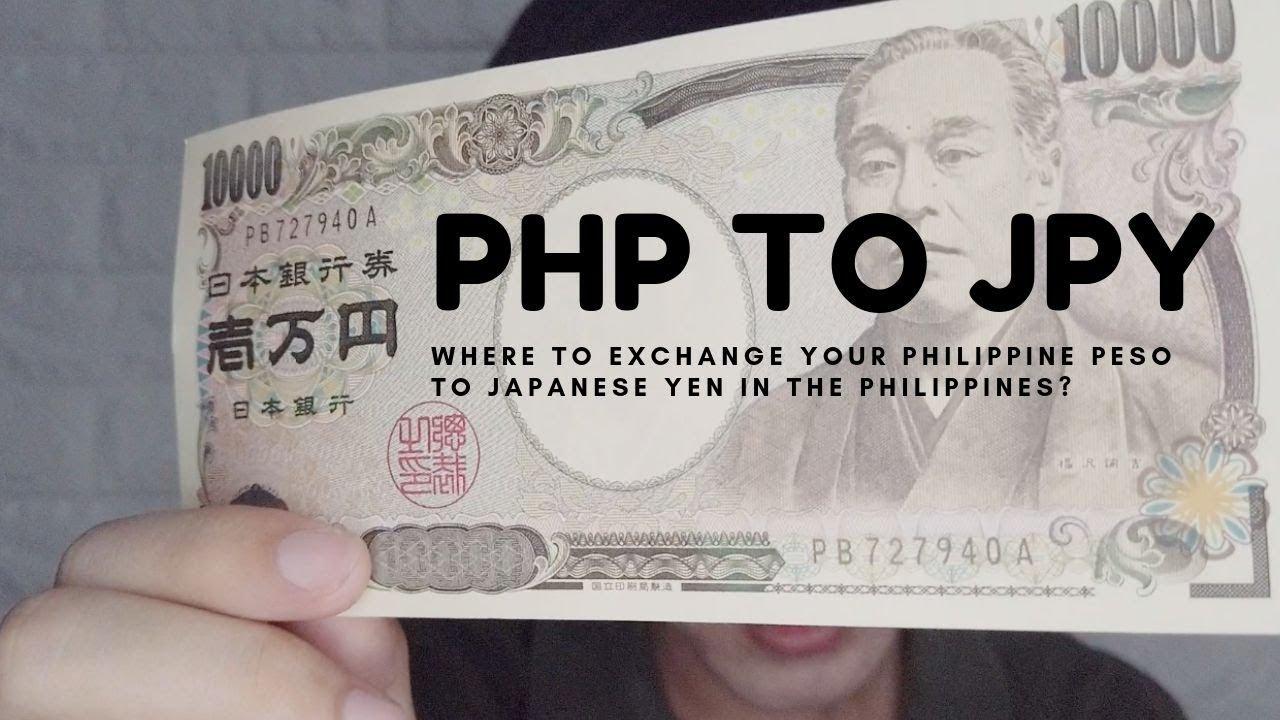 Philippine Peso To Anese Yen