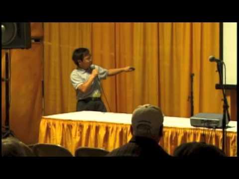 Sanjun Gu Grafting Farmers Forum Presentation 2012