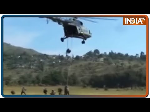 Watch: Annual Military Exercise 'KAZIND 2019' between India & Kazakhstan underway in Pithoragarh