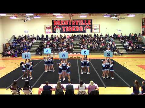 Gainesville Middle School Spirit Spectacular Cheer Competition 2018