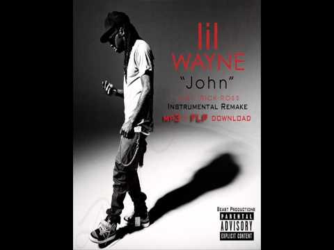 Lil Wayne Feat. Rick Ross - John (If I Die Today) Instrumental Remake (MP3 & FLP DOWNLOAD)