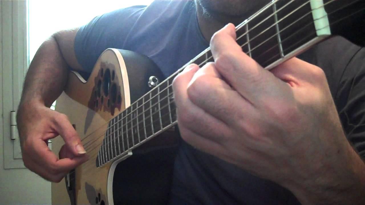 מעוז צור ישועתי, לימוד גיטרה ואקורדים, חלק 1