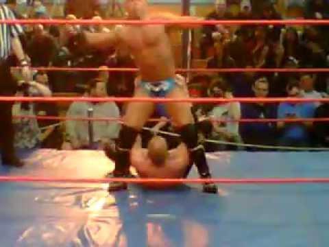 All Star Wrestling Scotty Mac Wardrobe Malfunction