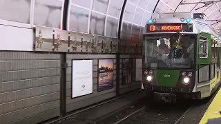 MBTA launches first of new Green Line cars into service