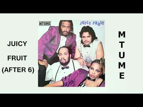 Mtume - Juicy Fruit Part II&I 1983