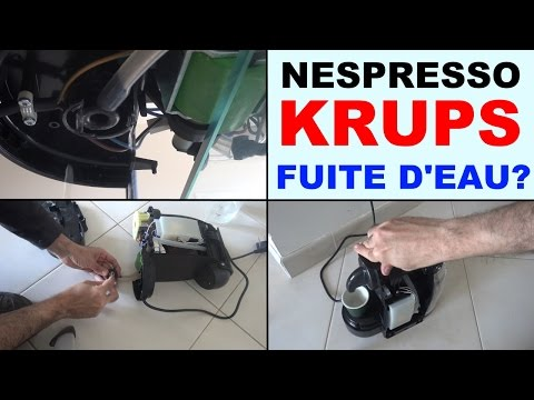 nespresso krups caract ristique du joint pour reparer la fuite d 39 eau krups sur xn2003 essenza by. Black Bedroom Furniture Sets. Home Design Ideas