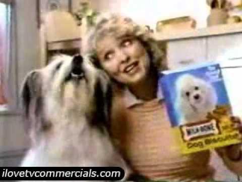 Milk Bone Dog Biscuits: 80's
