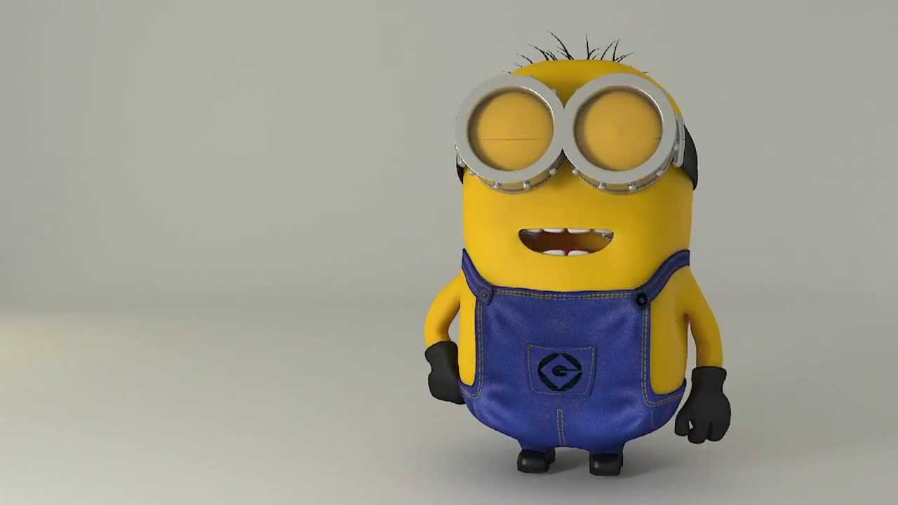 animated minions clipart - photo #8