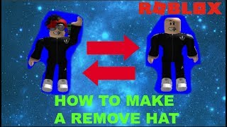 Roblox Hat Remover