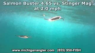 Video Salmon Buster™ Spoon vs. spoon tests download MP3, 3GP, MP4, WEBM, AVI, FLV Oktober 2018