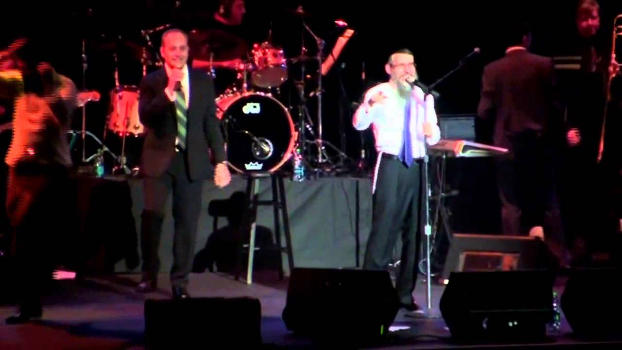 Avraham Fried and Chazzan Arik Wollheim Live in Concert - Chabadsker Nigun