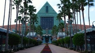 Walt Disney World Dolphin Resort - 2014 Tour and Overview