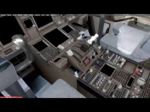 [P3D] OMAA - LGIR {B77W} (VATSIM) -- First Youtube Gaming Flight!