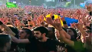 Soulfly   Back to the Primitive [LIVE @ Rock in Rio, Lisboa 2010 HD]