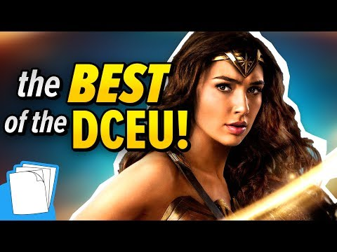 WONDER WOMAN is the BEST Movie in DC's Extended Universe! | Auram's Comics w/ NerdSync