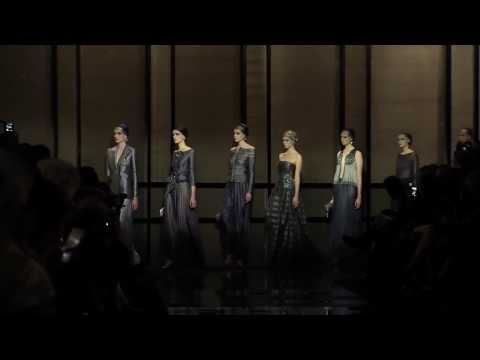 Giorgio Armani – One Night Only Paris – Fashion Show