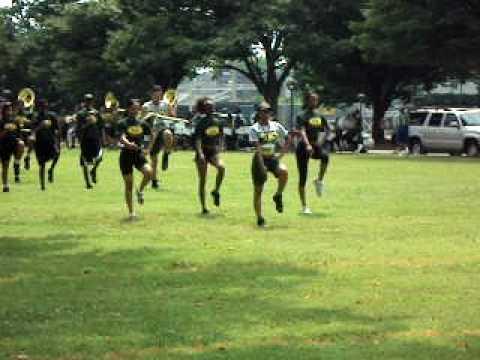 NSU High School Band Camp 2010
