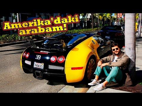 Amerika'daki Arabam... Vlog#12
