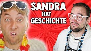 Sandra hat Geschichte📒 | Freshtorge | REACTION