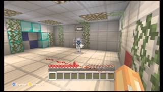 Minecraft Xbox 360 edition Portal 2 world v1 (Download)