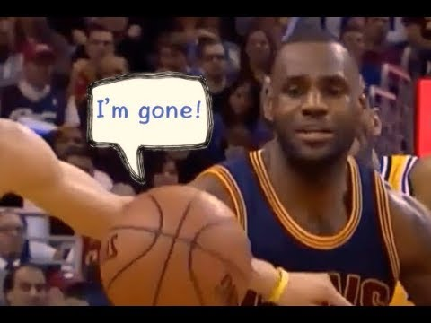 "NBA ""The Ball Is Gone"" Moments"