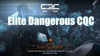 Elite Dangerous CQC Gameplay PC