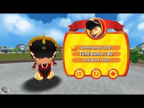 BoBoiBoy Kuasa 7 : Bounce & Blast Live Streaming