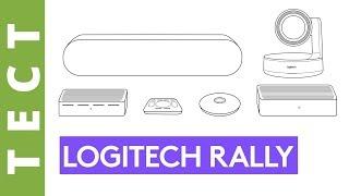 logitech Rally System Plus: Обзор и тест системы для ВКС