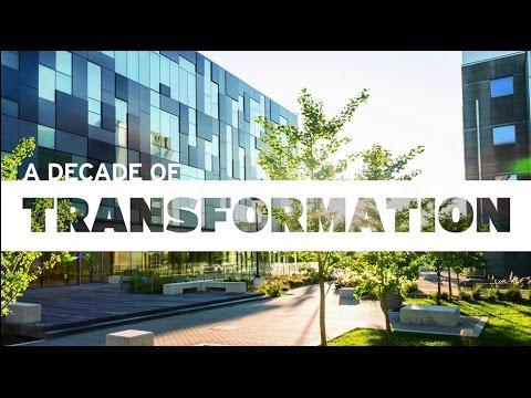 York University's Decade of Transformation