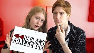 BAGLÆNS CHALLENGE - Med Søster