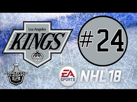 NHL 18 ~ Los Angeles Kings Franchise Mode ~ #24 (Battle of the Wings)