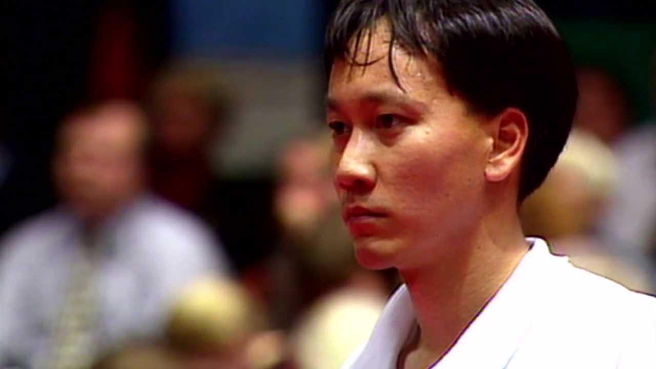 Davis Cup Idols Michael Chang