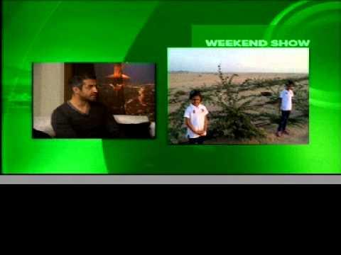 KTV2 Interview about Kuwait Oasis
