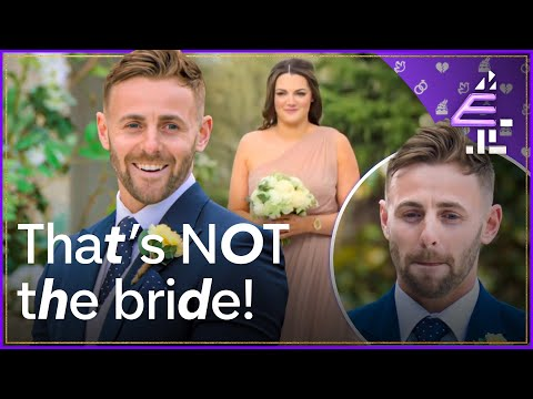 Groom Mistakes The Bridesmaid For The Bride! | Married At First Sight UK
