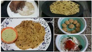 Aloo Chapati | Aloo parota | Aloo parata tasty recipe