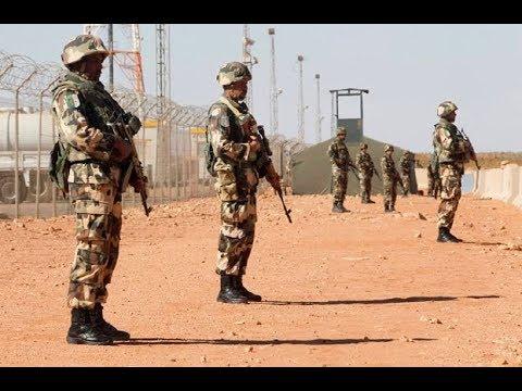 الجيش الجزائري ينتشر شرق البلاد لمنع تسلل المقاتلين الارهابين إليها  - نشر قبل 4 ساعة