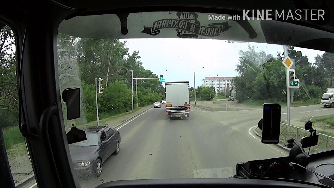 Путь в Якутск, в паре с олимпийцем... 28.06.2020