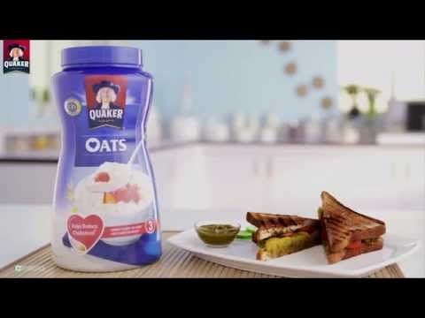 Quaker Oats Potato Sandwich