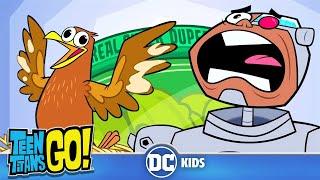 Teen Titans Go! En Latino !No pueden resistirse a la noche! DC Kids