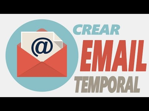 Crear Un EMAIL TEMPORAL (rápido Y Gratis)