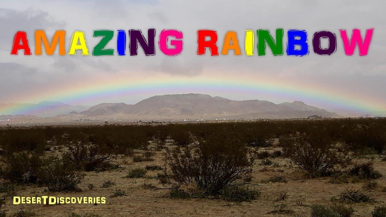 Amazing Rainbow Beautiful Rainbow