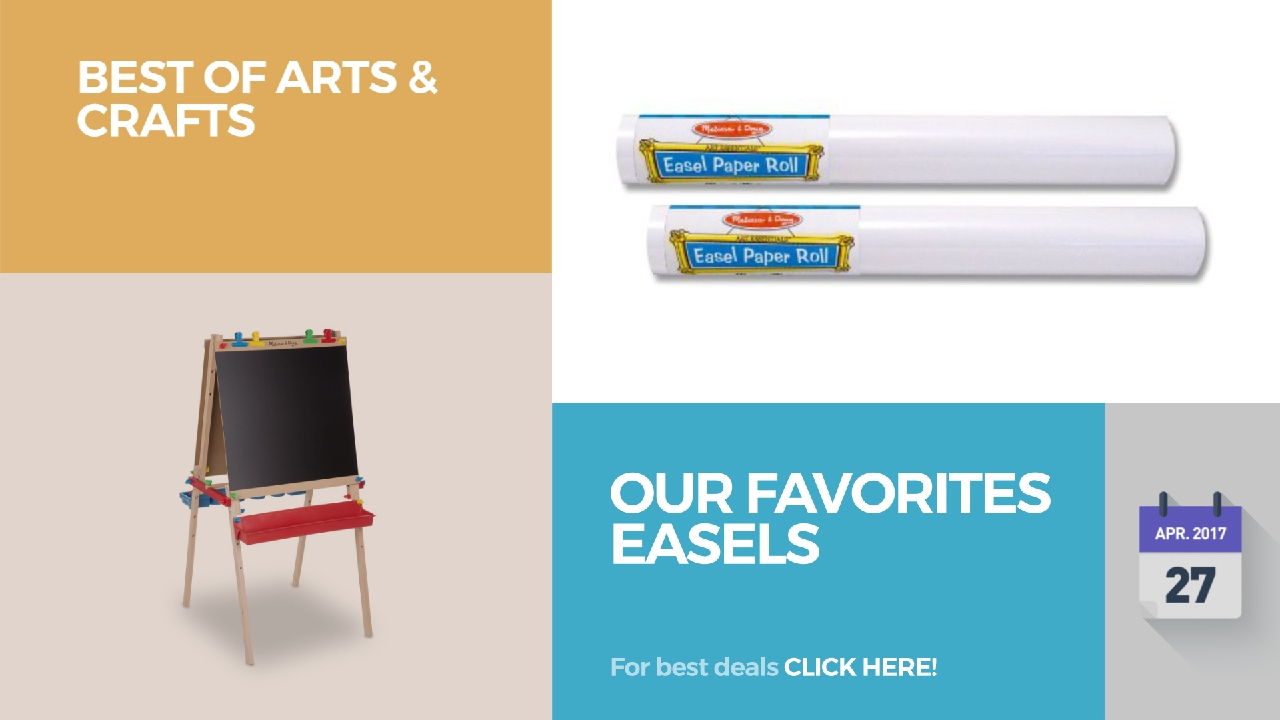 our favorites easels best of arts u0026 crafts