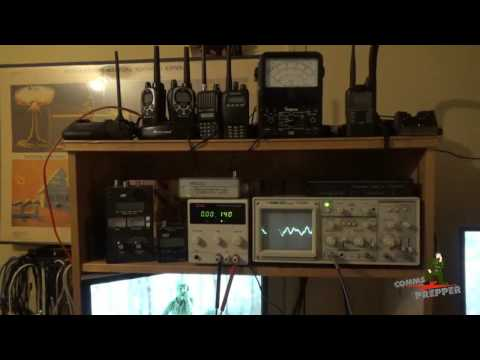Basic Ham Radio Test Equipment