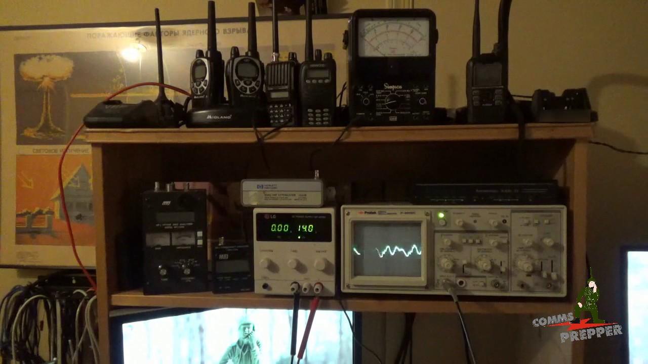 Basic Ham Radio Test Equipment