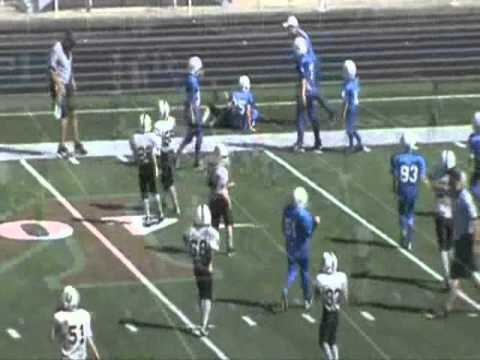 Raider vs colts 2011