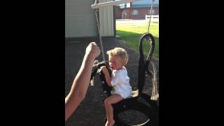 Tire Horse Swing