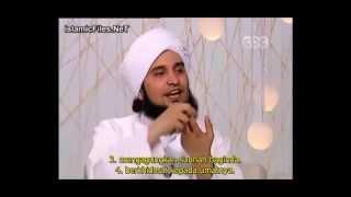 Video Bagaimana untuk mimpi bertemu Rasulullah s.a.w - Habib Ali Al-Jufri download MP3, 3GP, MP4, WEBM, AVI, FLV Agustus 2018
