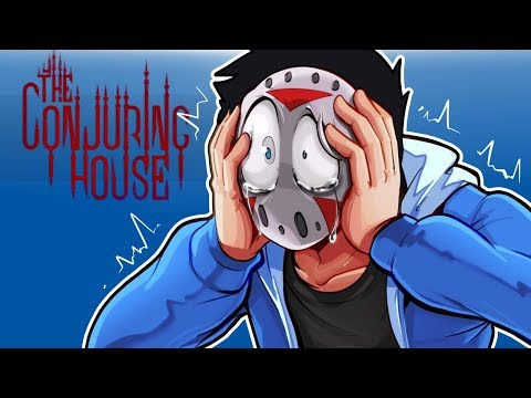 The Conjuring House - THIS GAME IS TERRIFYING!!!! Ep.2