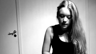 Dark Enough cover by Karoline Vuyk