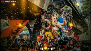 Naad Ninaadala Re Morya   Marathi DJ Song   DJ Remix nad ninad nad morya Janu Rakta Pushpa Pari